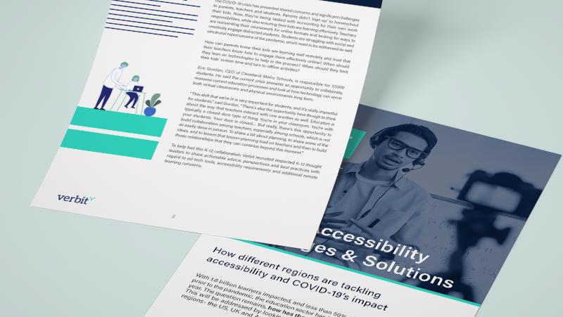 Global Accessibility Mockup